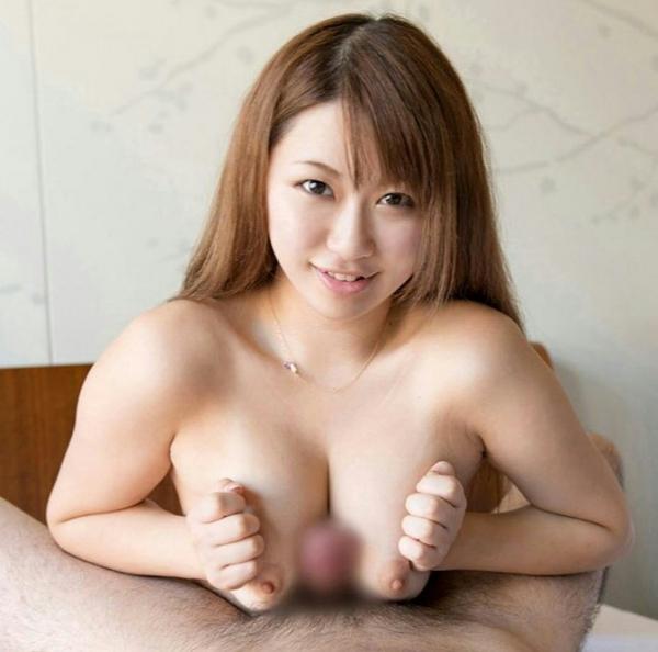 巨乳のパイズリ画像-62