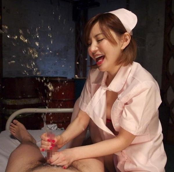 ナース 手コキ画像-35