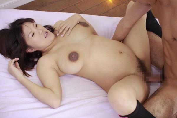 妊婦のセックス画像-37
