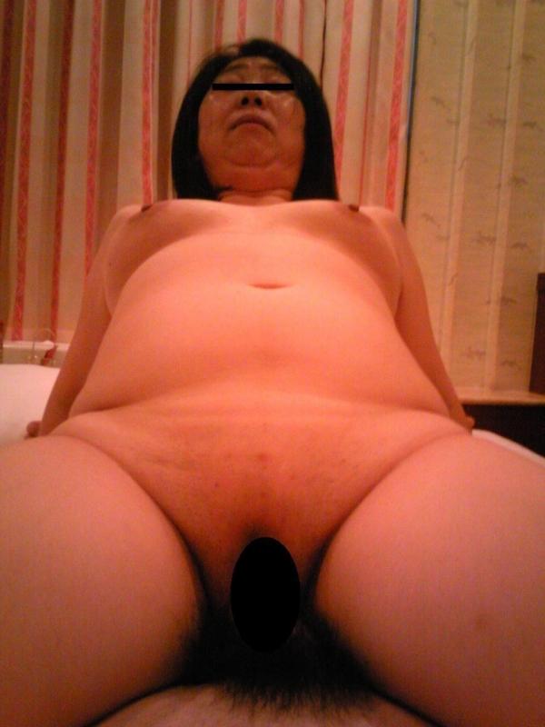 オバちゃんセックス画像-37
