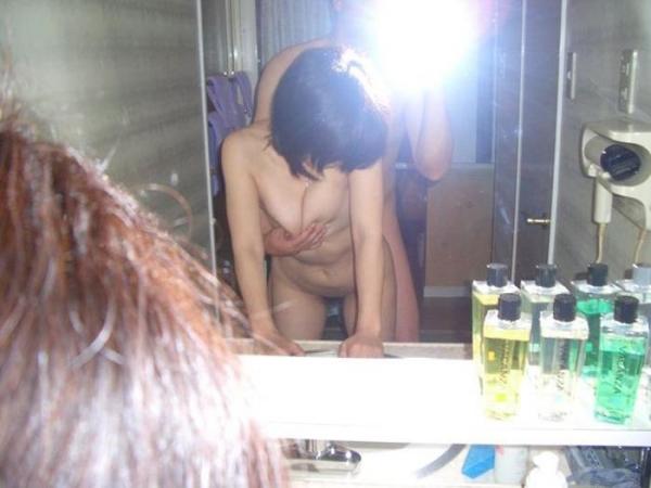オバちゃんセックス画像-60
