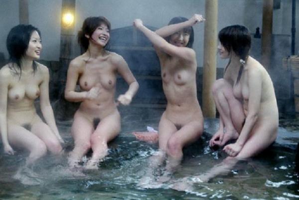 女風呂画像