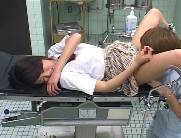 産婦人科診察画像-11