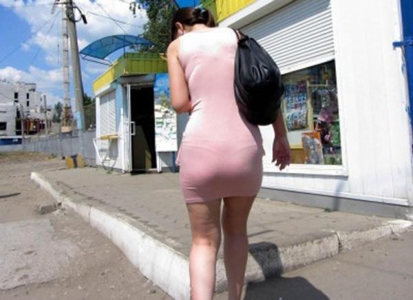 素人の透けパン画像-48