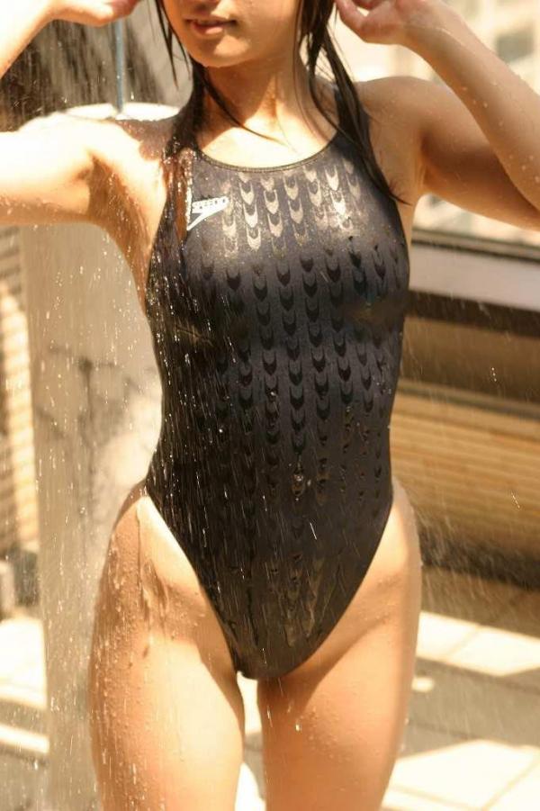 スク水のエロ画像-49