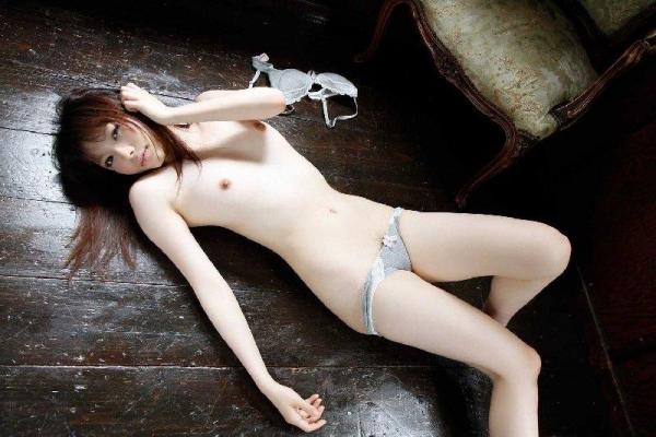 スレンダー人妻画像-45