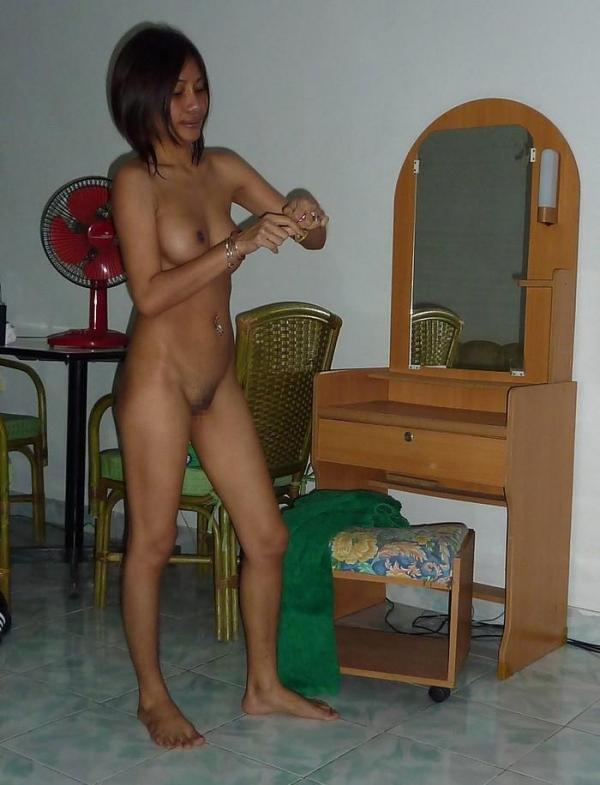 タイ人女性 裸画像-18