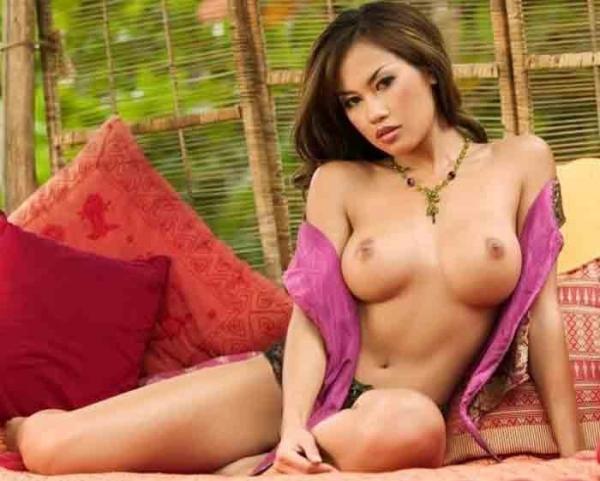 タイ人女性 裸画像-34