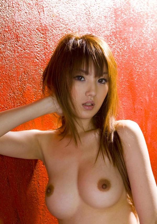 人妻乳首ビンビン画像-50