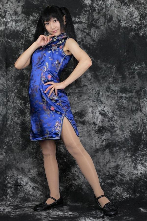 チャイナドレス エロ画像-13