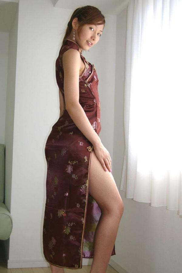 チャイナドレス エロ画像-18