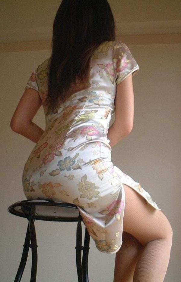 チャイナドレス エロ画像-31