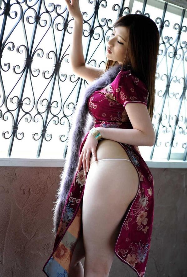 チャイナドレス エロ画像-47