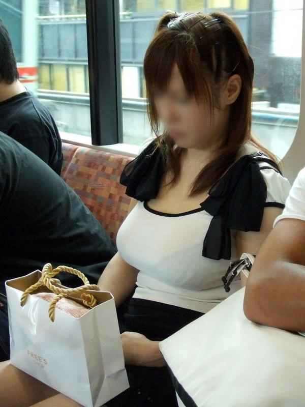 着衣巨乳の画像-20