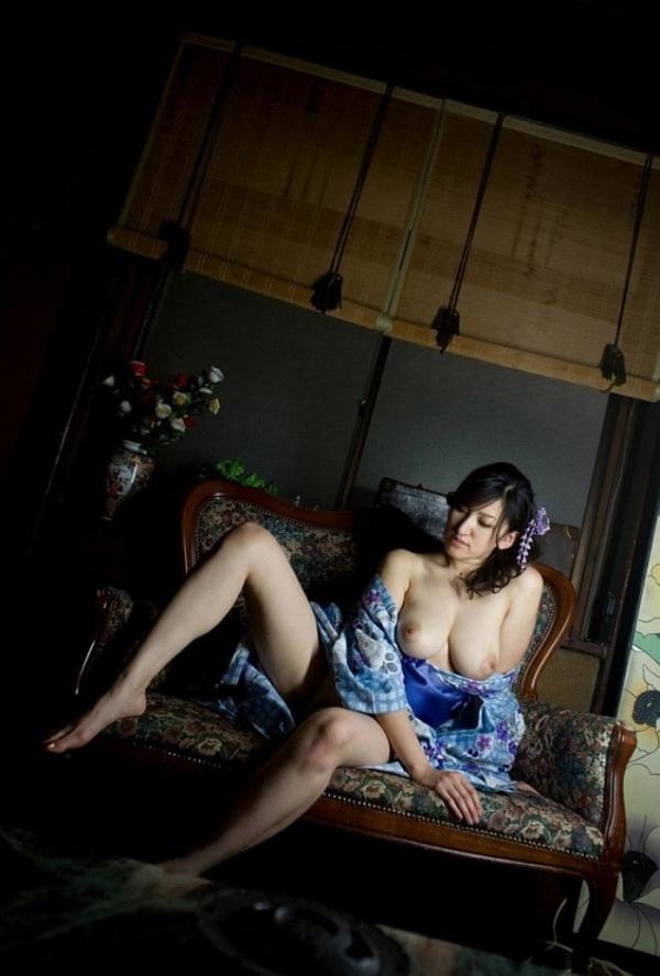 浴衣のエロ画像-49