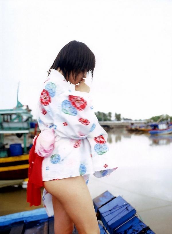 浴衣のエロ画像-59