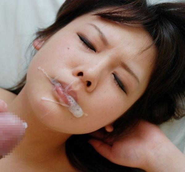 舌射画像-44