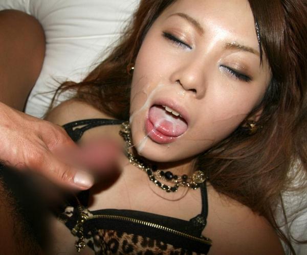 舌射画像-22