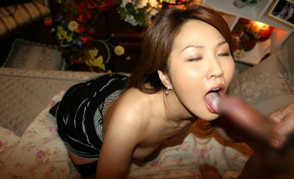 舌射画像-34