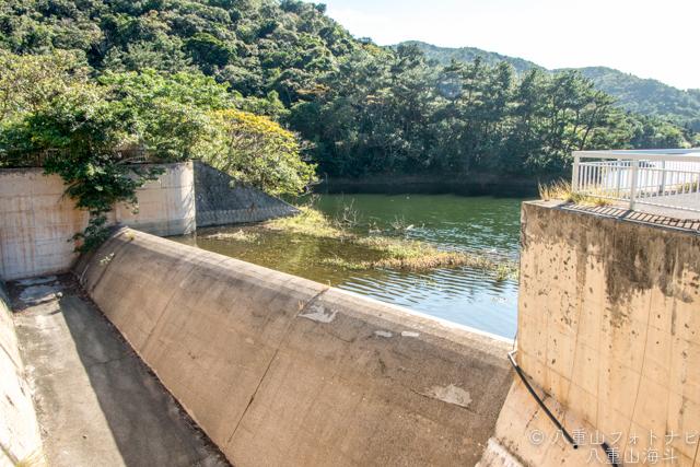 石垣島 石垣島北部の大浦ダム ダム巡りの旅その5