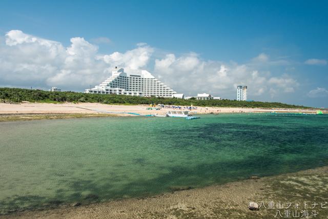 石垣島 真栄里リゾートビーチの風景写真