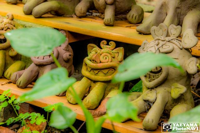 石垣島 サタデーマーケットにブラリの写真