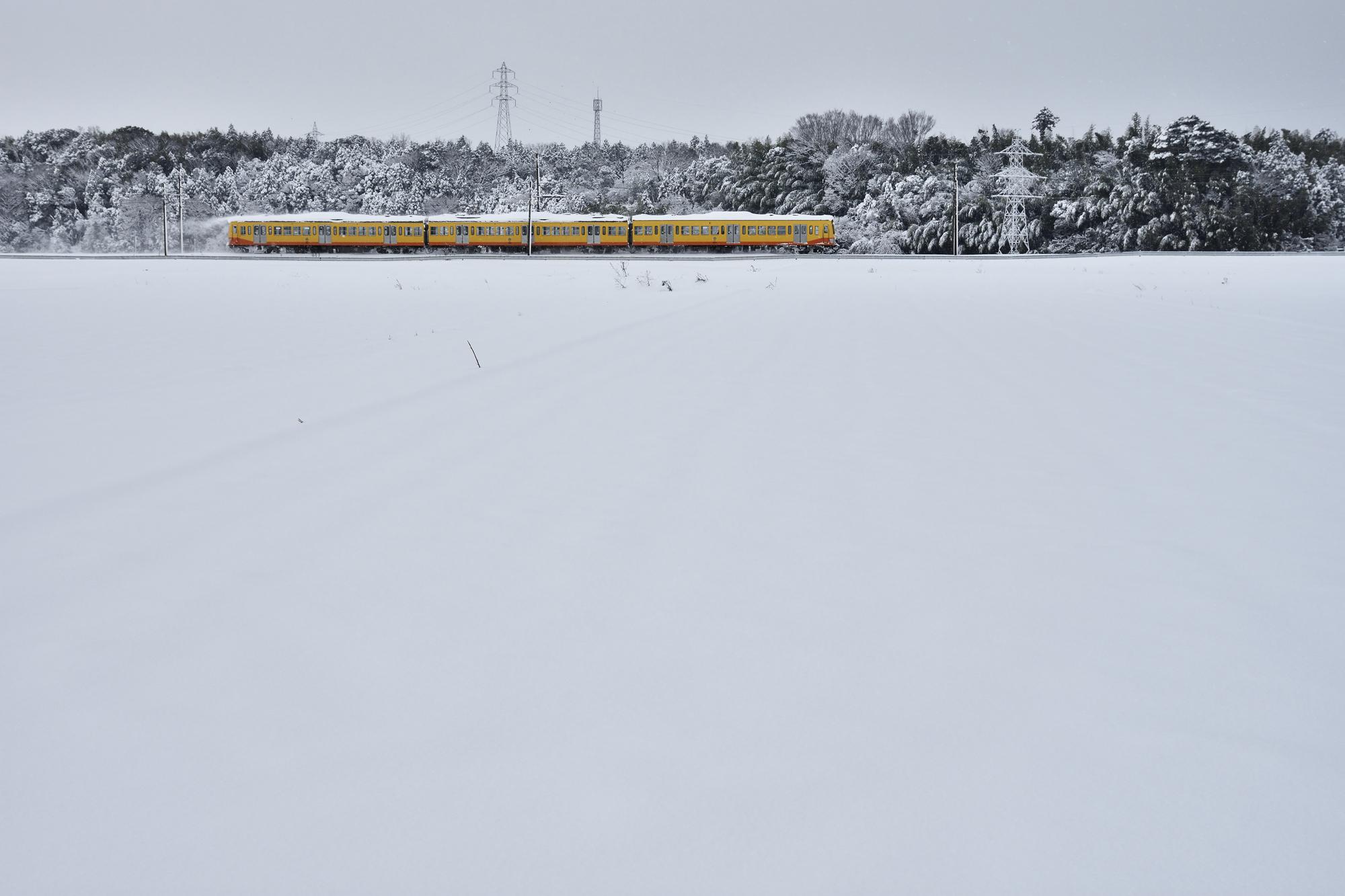 雪の日の音
