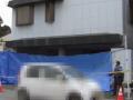 浪川会本部で発砲2
