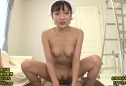 全裸家政婦の誘惑痴女FUCK連続中出し!広瀬うみ2