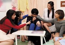 【三原ほのか 三島奈津子】「すっごいビンビンじゃん!」女子寮って最高だな。2