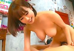 篠田ゆう カリスマAV女優の本気テク30分我慢できたら賞金50万円!!1