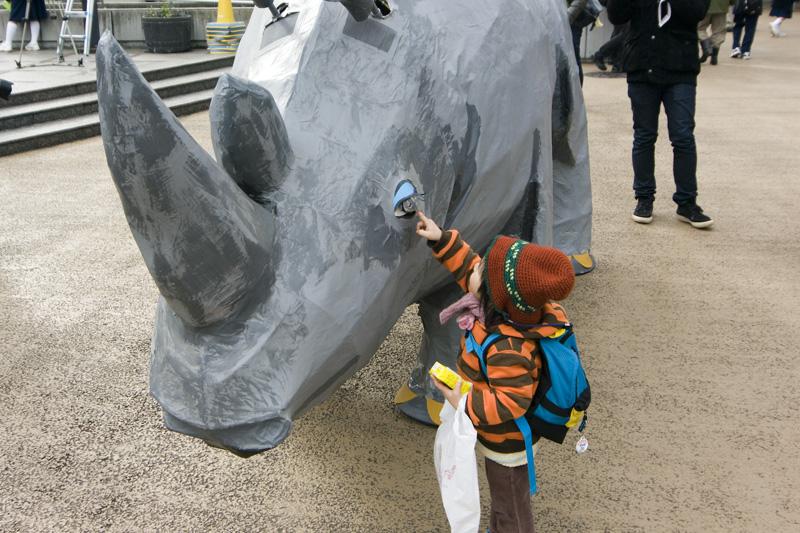 上野動物園 捕獲 脱走