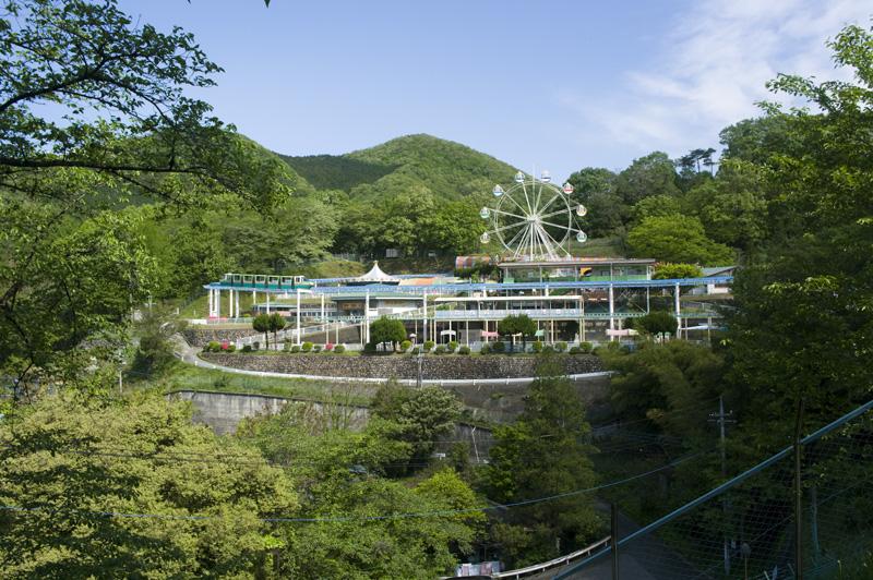 桐生市の遊園地入場無料