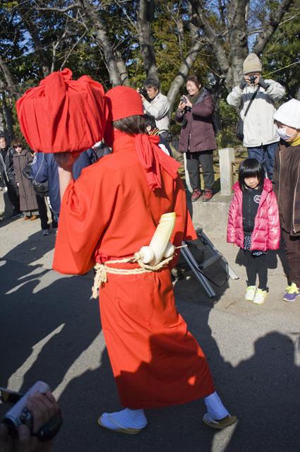 愛知県西尾市の熱池神社天下の奇祭てんてこ祭