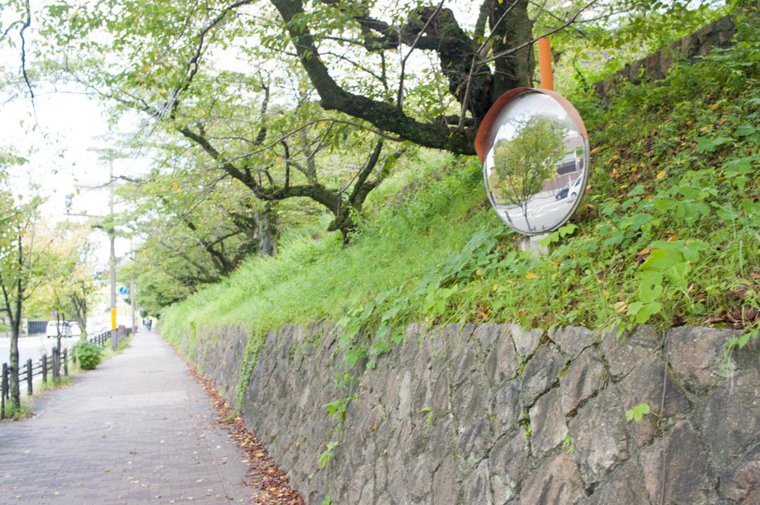 蹴上駅から京都市動物園までの道のり