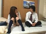AVに興味津々な女子校生が同級生男子の自宅でAV鑑賞したら・・・