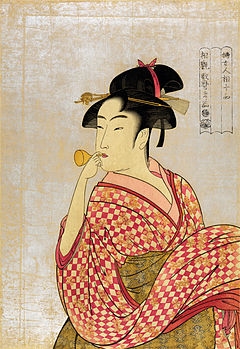 240px-Flickr_-_…trialsanderrors_-_Utamaro,_Young_lady_blowing_on_a_poppin,_1790[1]