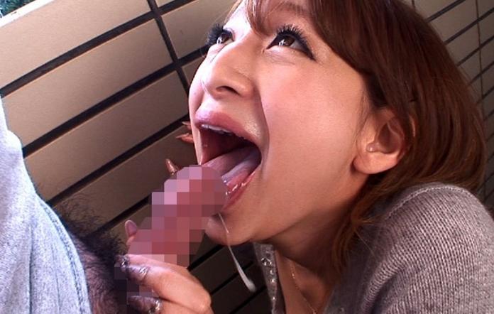 精子吸引バキュームフェラチオ 塔堂マリエの脚フェチDVD画像5