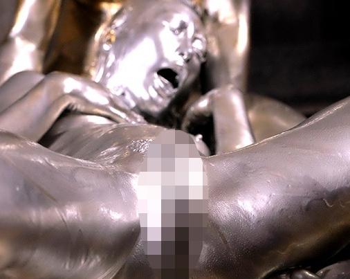 ドエスな女王様がムチムチの網タイツ美脚で足コキ責めの脚フェチDVD画像6
