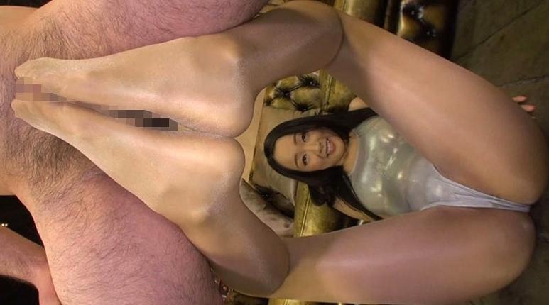 食い込みハイレグレースクイーンのおみ足イジメの脚フェチDVD画像6