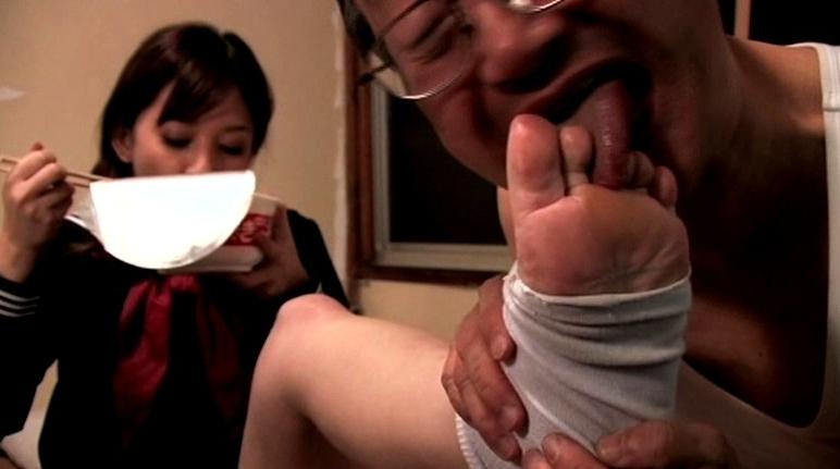 女体を味わい尽くすマニアックエロス「足フェチ」の脚フェチDVD画像6