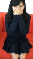 紺のカーディガンに紺ミニスカート白ソックスが似合う超絶美少女女子校生とエッチ
