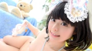 【無】不思議系パイパン美少女 島崎りかさんをハメ倒して中出し!