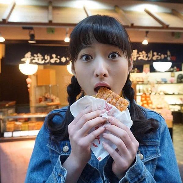 松野莉奈 instagram1
