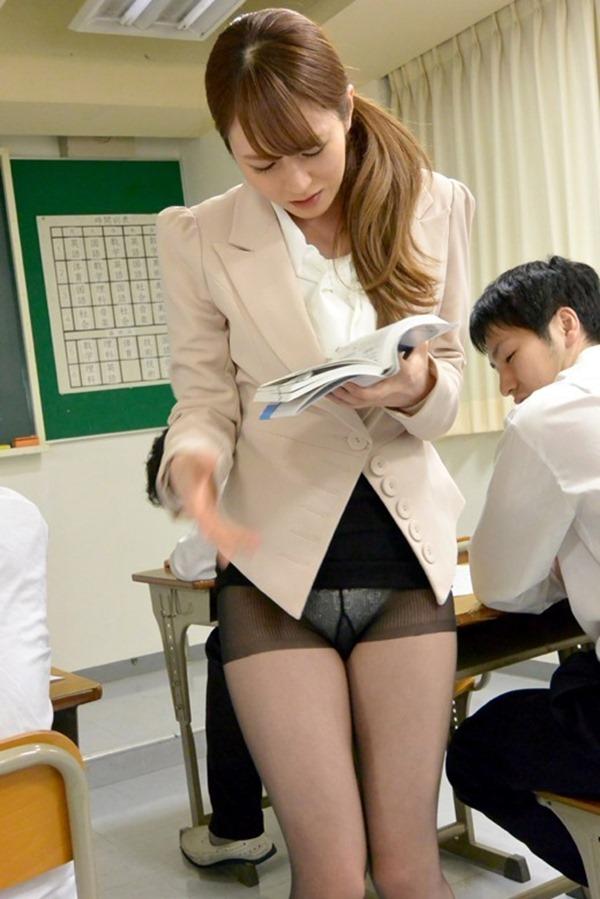 女教師14