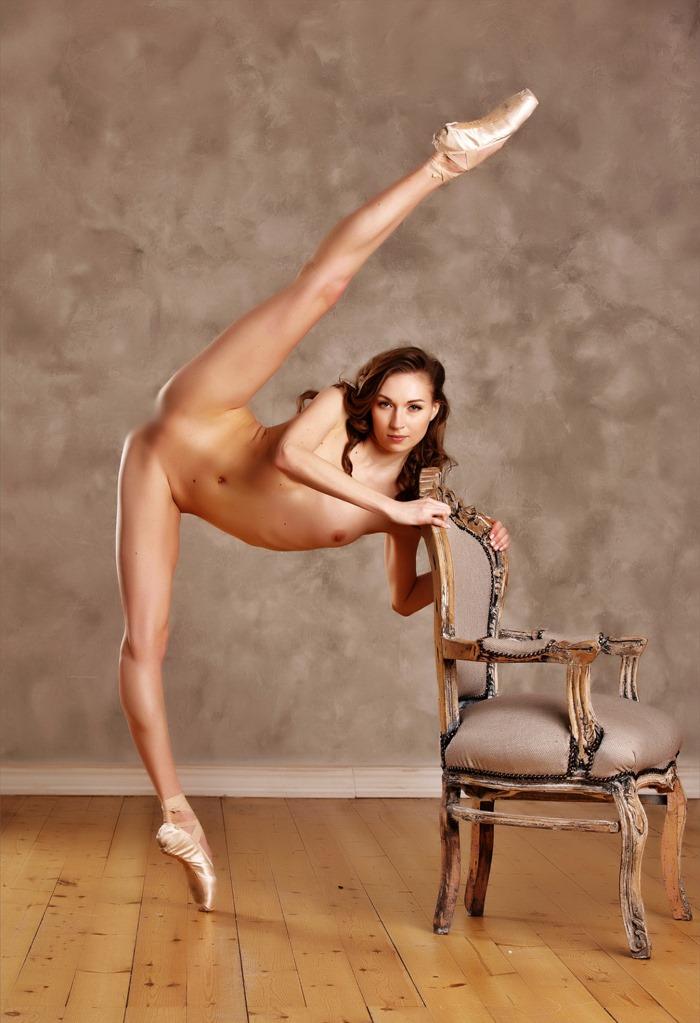 голые гимнастки балерины танцорши спортсменки фото или