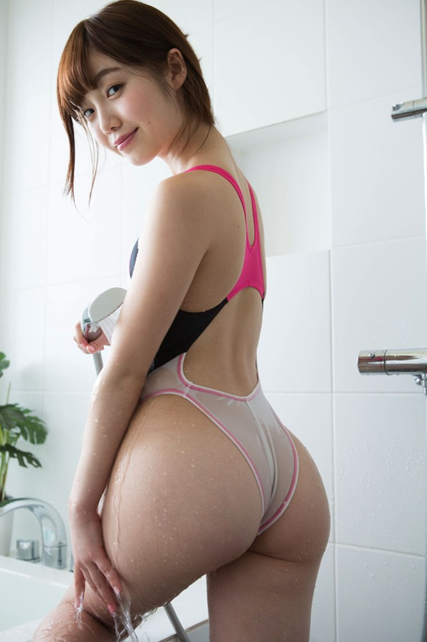 松岡里英プリケツ神尻21