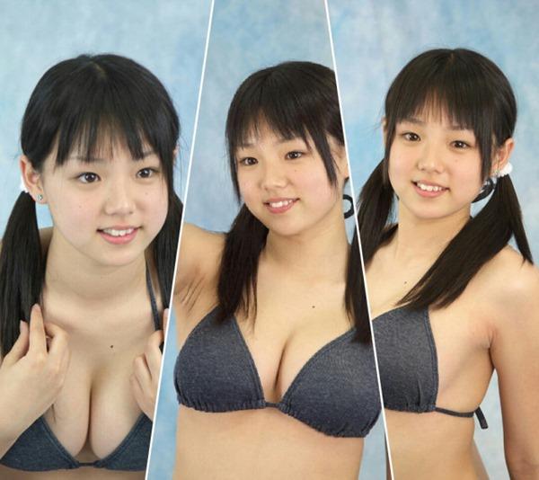 24歳篠崎の新乳17