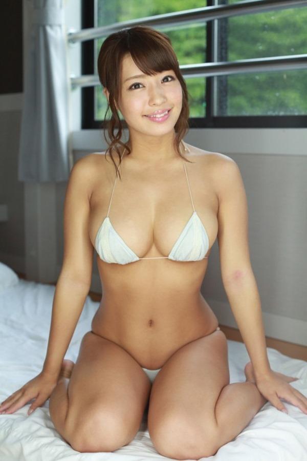 黒ギャル風G乳橋本梨菜14