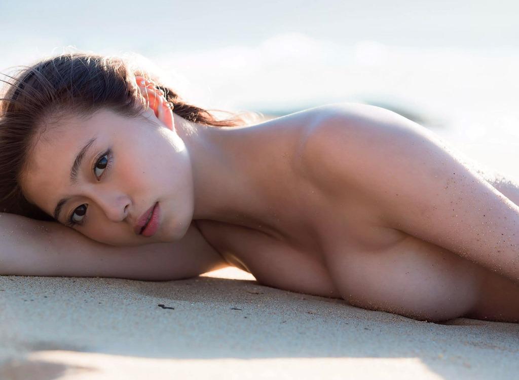 大川藍のEカップ美巨乳お乳過去と現在を比較えろ写真30枚☆
